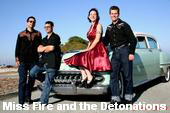 Miss Fire and the Detonations