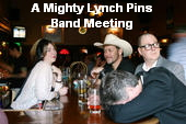 A Mighty Lynch Pins