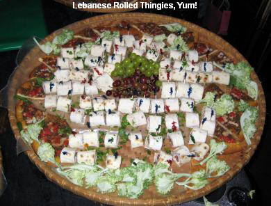 Lebanese Rolled Thingies, Yum!