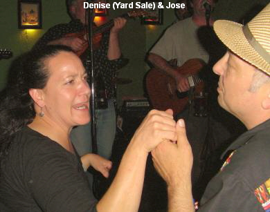 Denise (Yard Sale) & Jose