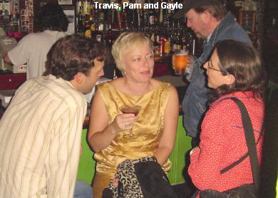 Travis, Pam and Gayle