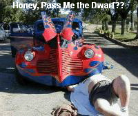 Honey, Pass Me the Dwarf??