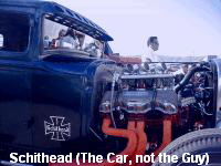 Schithead (The Car, not the Guy)