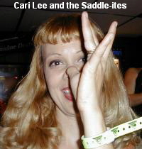 Cari Lee and the Saddle-ites