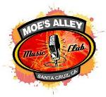 Moe's Alley, Santa Cruz