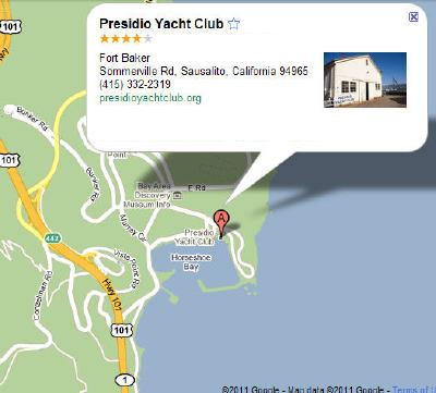 Presidio Yacht Club