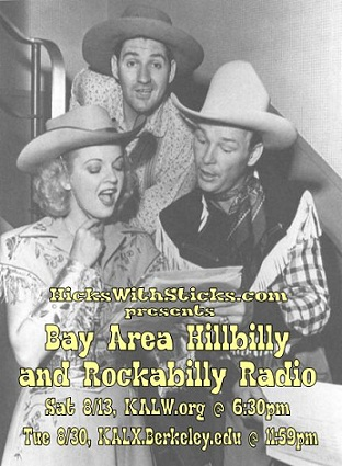 HWS August Radio Shows