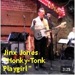 Video - Jinx Jones - Honky Tonk Playgirl @ Radio Valencia, SF txt