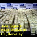 Video - Jose Segue - KALX Station ID @ KALX, UC Berk txt