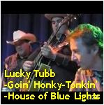 Video - Lucky Tubb - Goin' Honky Tonkin' + House of Blue Lights @ Uptown, Oak txt