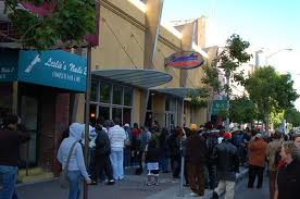 "Rasselas Closing Highlights ""Jazz District"" B.S."