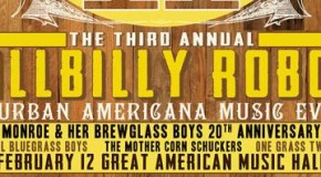 """Hillbilly Robot"" Festival #3 Plays Every Weekend in February"