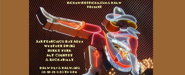 A Call for SFBA Twangin' Music for HWS on KALW